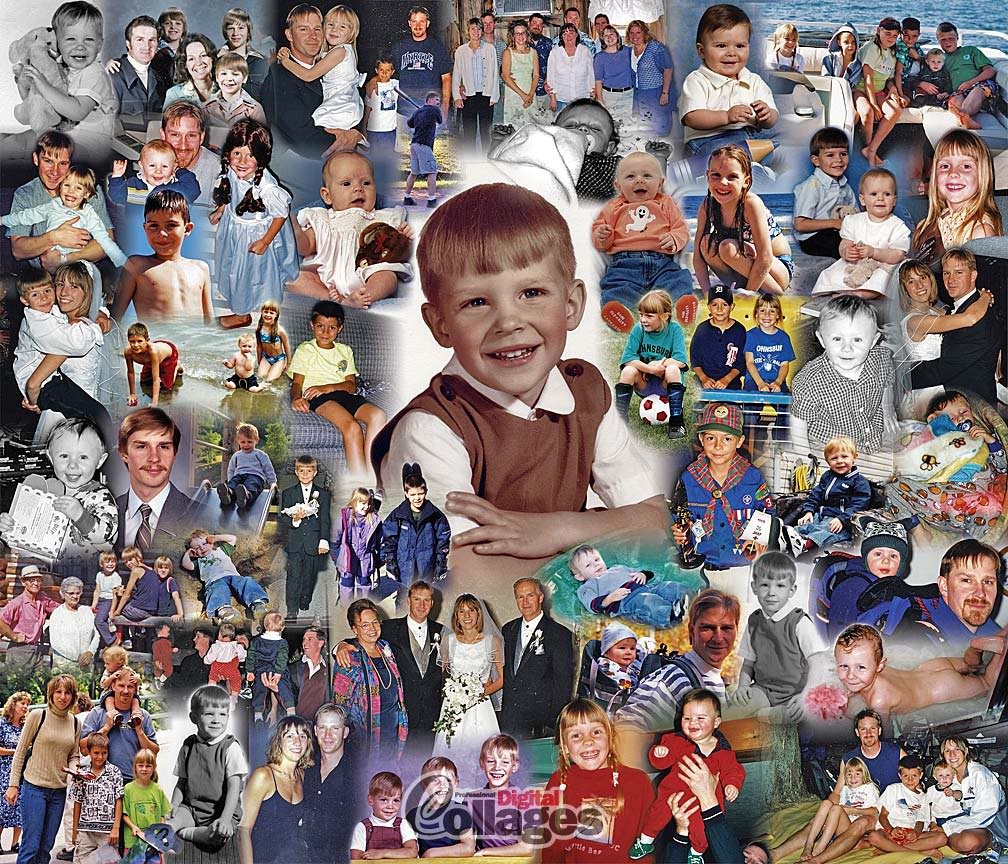 photo collage birthday gift ideas ; unique-birthday-gift