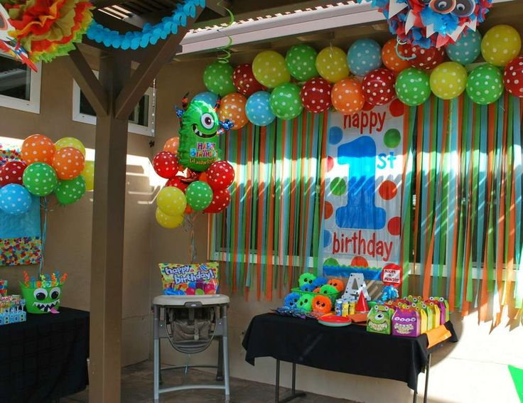 photo idea for birthday ; ef95187bd10ab6a181731a0132a3147f--monster-birthday-parties-boy-birthday