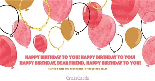 picture birthday ecards ; 52345-pink-balloons