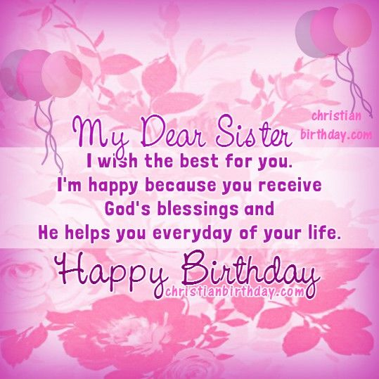 picture happy birthday sister ; 272602-My-Dear-Sister-Happy-Birthday