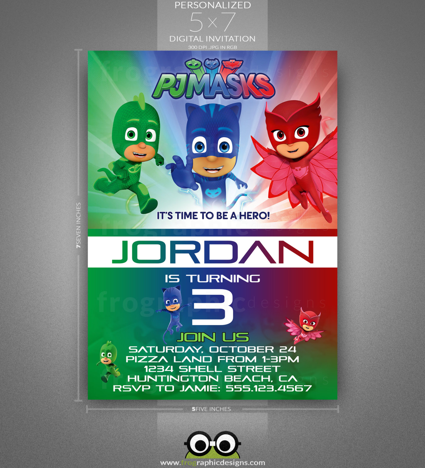 pj masks birthday card template ; amazing-pj-mask-birthday-invitations-best-template-collection-in-making-gorgeous-Birthday-invitation-8