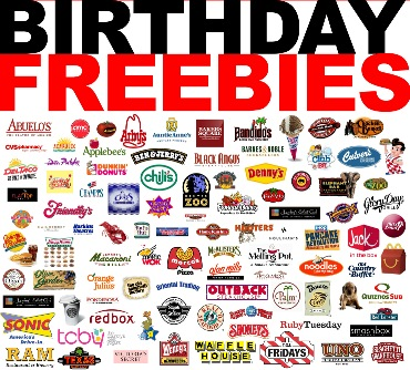 places to sign up for your birthday ; Free-Birthday