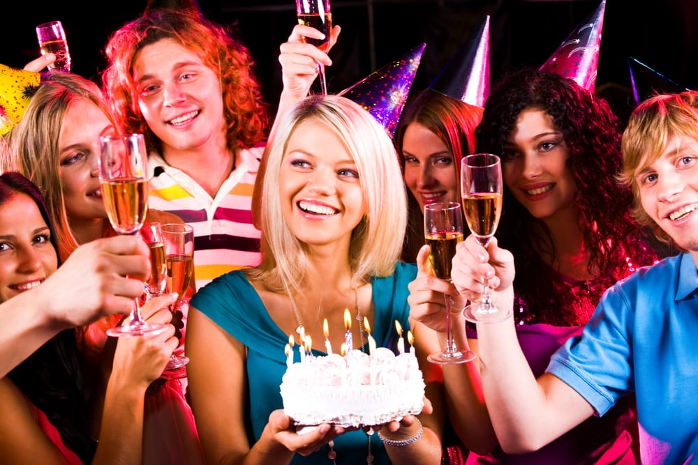 places to sign up for your birthday ; shutterstock_37085245