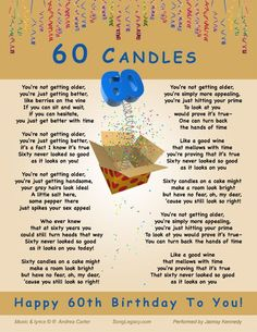 poem for 60th birthday man ; 9a3aa96620de073a250d9bedde2a5a83--th-birthday-quotes-birthday-songs