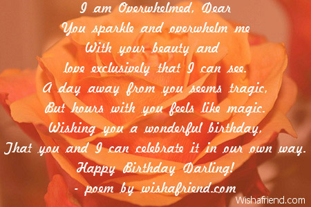 poem for a beautiful girl on her birthday ; 2030-girlfriend-birthday-poems