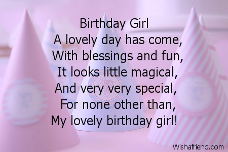 poem for a beautiful girl on her birthday ; 2727-sister-birthday-poems