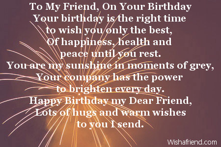 poem for a good friend on her birthday ; poems-for-your-best-friend-on-her-birthday-2036-friends-birthday-poems