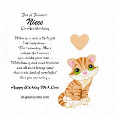 poem for a niece on her birthday ; 34201085a86feb0ad8800ede2e935daa--free-birthday-card-birthday-messages