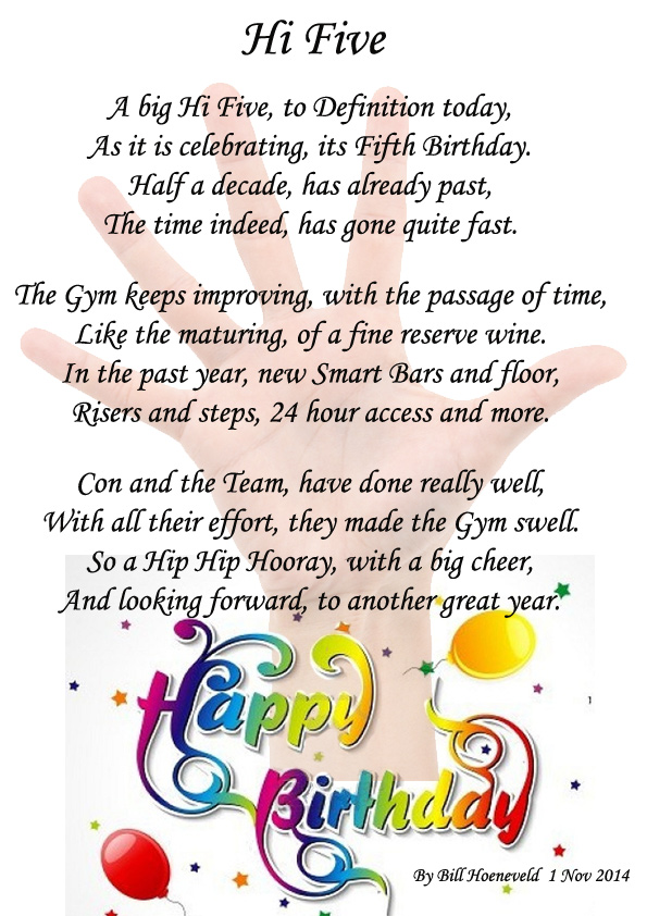 poem for my son on his 5th birthday ; 201411153424_Definition-Biirthday-Hi-Five