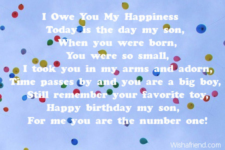 poem for my son on his 5th birthday ; 2628-son-birthday-poems