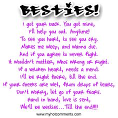 poems for your best friend on her birthday ; 9249b7042e267dd0cc32ea413106b924--best-friend-poems-poems-for-friends
