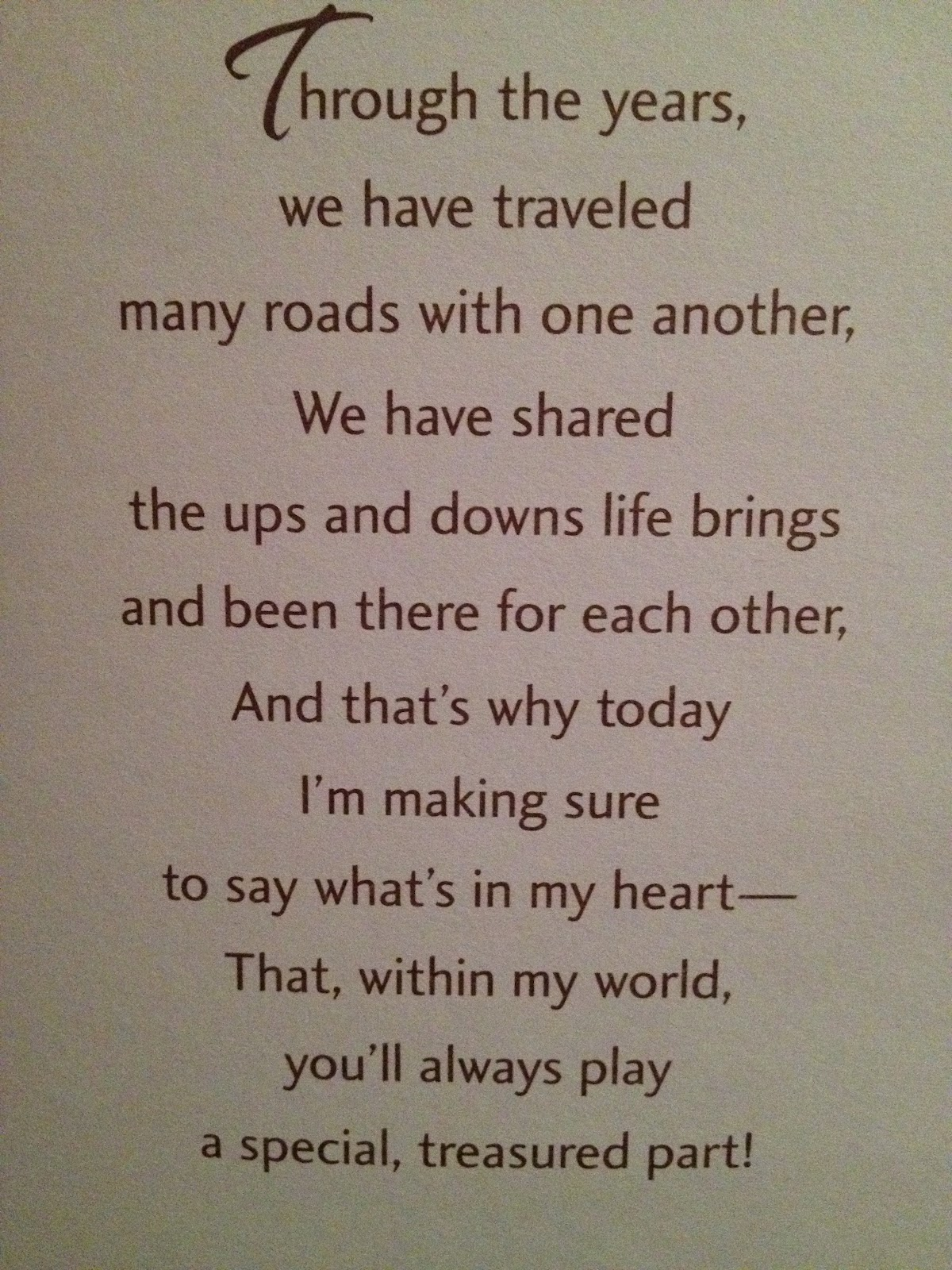 poems for your best friend on her birthday ; photo
