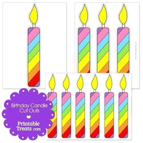 printable birthday candles for bulletin board ; printable-birthday-candles-for-bulletin-board-printable-birthday-candles-candle-cut-outs-template