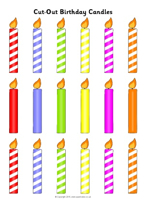 printable birthday candles for bulletin board ; wp97d6c1f0_05_06