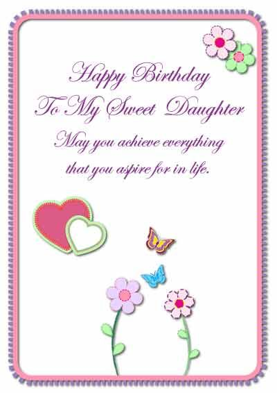 printable birthday cards for daughter free ; 4d470a955a7446b560f4b367af99e490