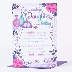 Printable Birthday Cards For Daughter Free Best Happy Birthday Wishes