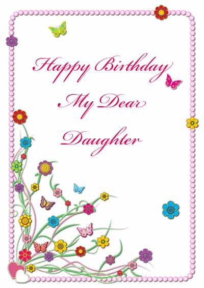 printable birthday cards for daughter free ; ad41b0514c100a46097d83b11b64e748