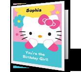 printable birthday cards for girls ; printable-cards-birthday-birthday-girl--3399642a