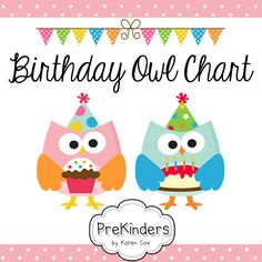 printable birthday chart for teachers ; c9b7712d391d3c2ae80ca891dfb4b4b6--owl-classroom-preschool-classroom