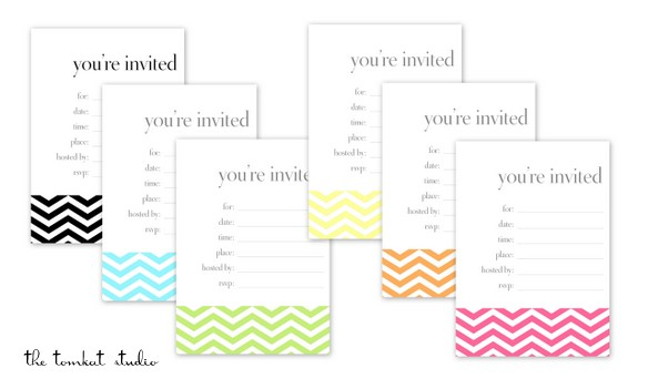 printable birthday invitation paper ; All-Occassion-Invites-Favors3