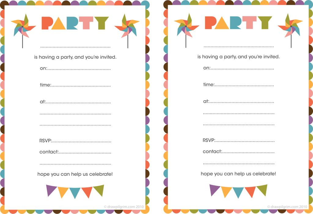 printable birthday invitation paper ; printable-birthday-invitations-look-your-Birthday-Invitation-more-graceful-9