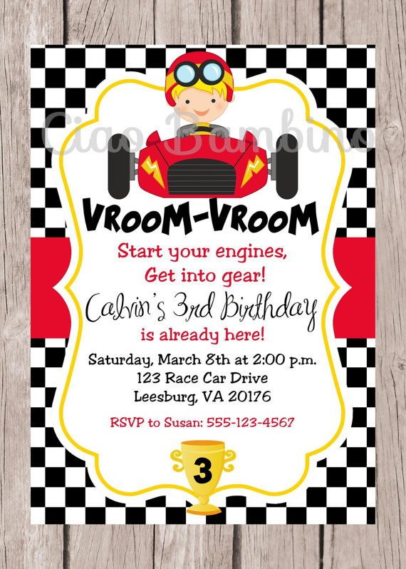 race car birthday invitation wording ; 2nd-birthday-invitation-wording-awesome-wel-e-to-ciao-bambino-what-will-i-will-receive-with-this-purchase-of-2nd-birthday-invitation-wording