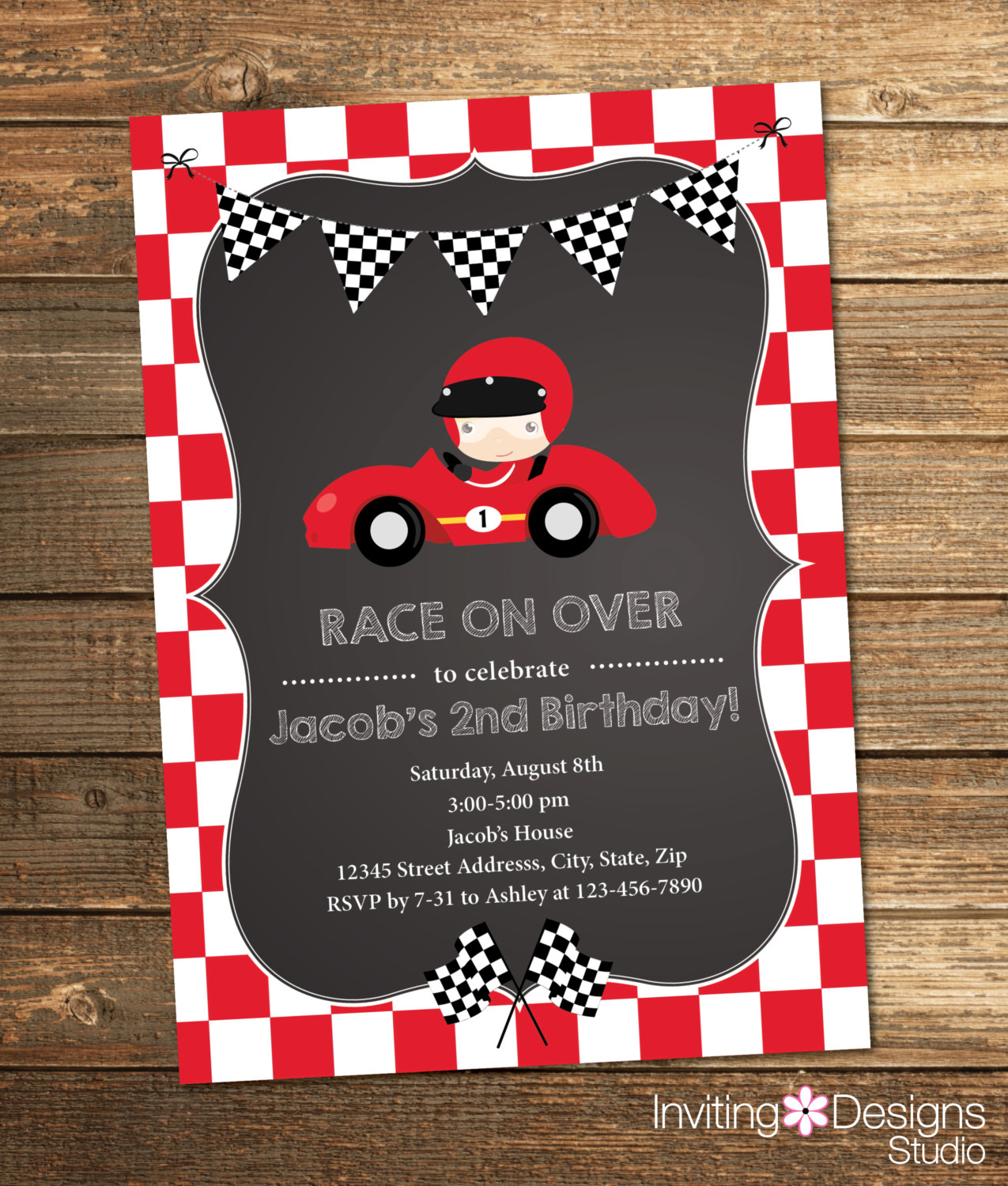 race car birthday invitation wording ; wonderful-race-car-birthday-invitations-beautiful-Birthday-invitation-sample-available-to-use-for-free-4