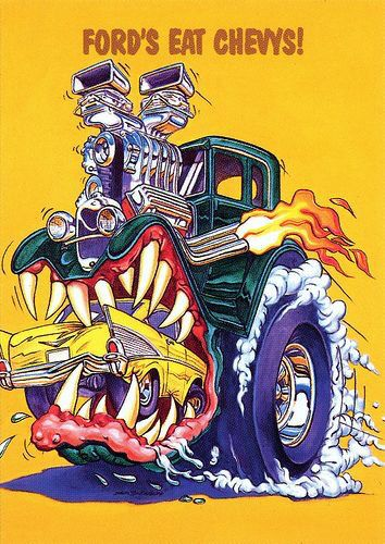 rat fink birthday card ; b9618085859754d36ae67c9f4b8eb3d0--rat-fink-muscle-car