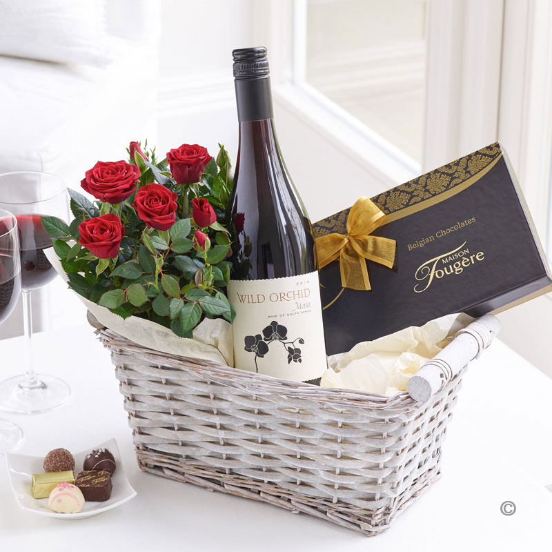 red wine for birthday gift ; C01240RS