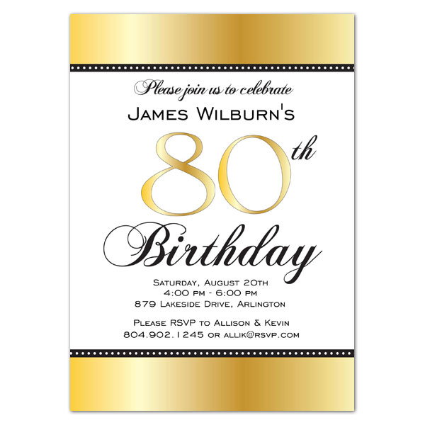 religious birthday invitation wording samples ; 634-57-GOL001-z