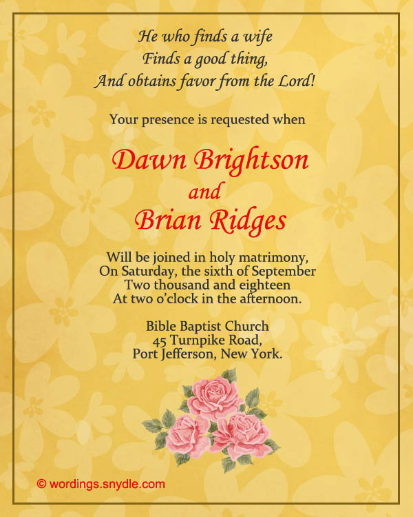 religious birthday invitation wording samples ; christian-wedding-invitation-wording-samples