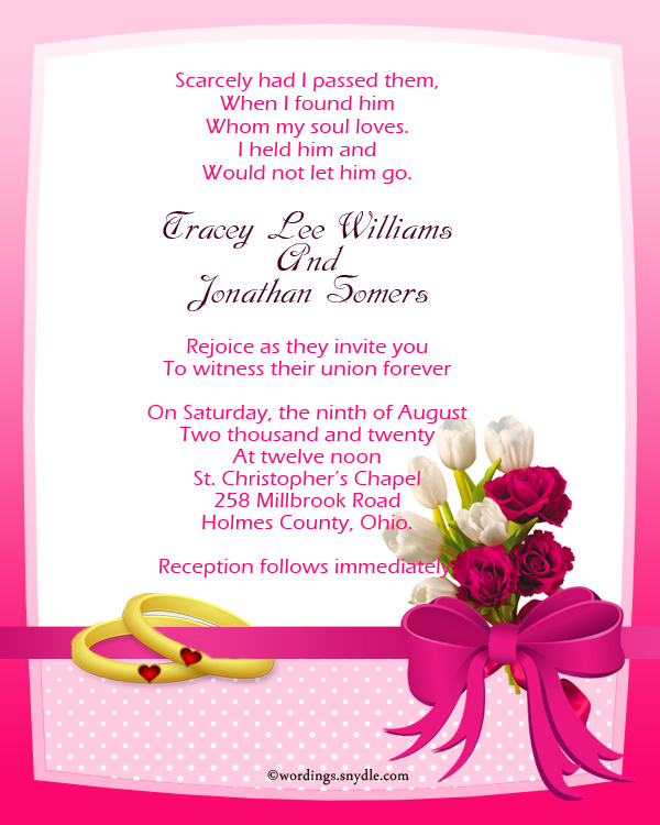 religious birthday invitation wording samples ; christian-wedding-invitation-wordings