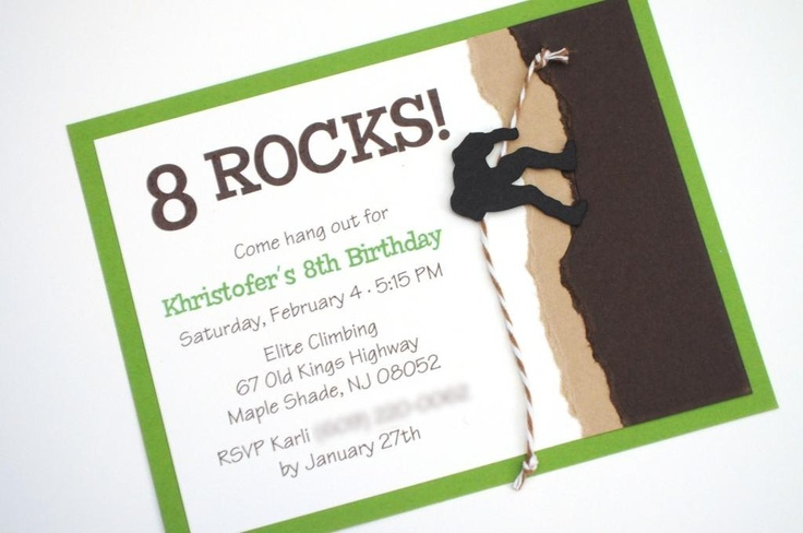 rock climbing birthday party invitations printable ; 77c6c136d879ce973f4e98999dbebe7b
