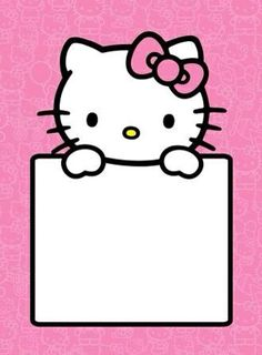 sanrio birthday card ; 86168f2109a18ced30bdbb3e0402996f--invitation-birthday-hello-kitty-baby-shower-invitations