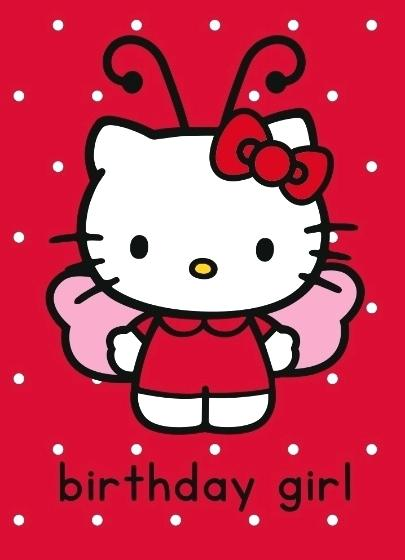 sanrio birthday card ; hello-kitty-birthday-greeting-card-cards-lip-international-vintage-retro