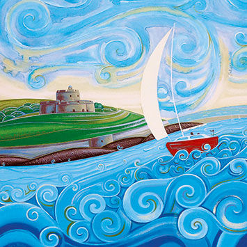 sea birthday card ; buy-cards-with-boats-online-for-him-sea-seaside-yacht-sailing-racing-castle-cornwall-cards_grande