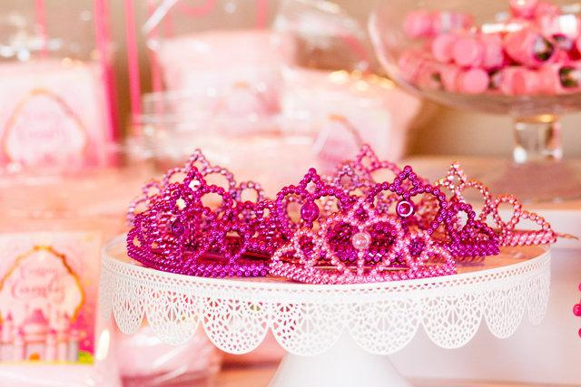 second birthday theme for girl ; princess_party
