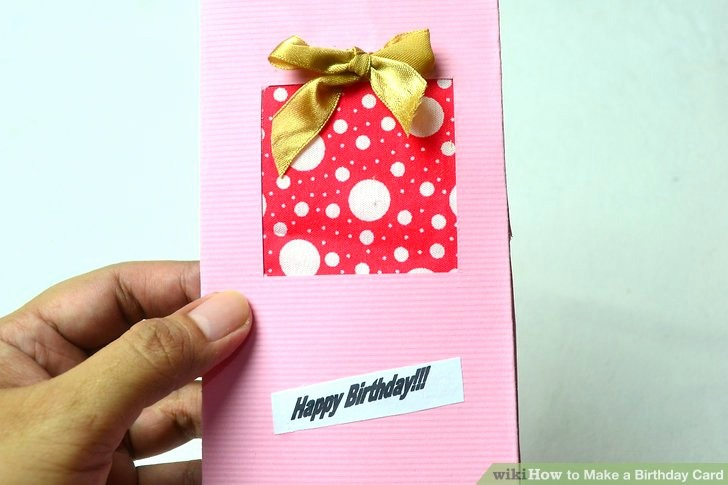 send a birthday card by mail online ; send-a-birthday-card-by-mail-online-elegant-3-ways-to-make-a-birthday-card-wikihow-of-send-a-birthday-card-by-mail-online
