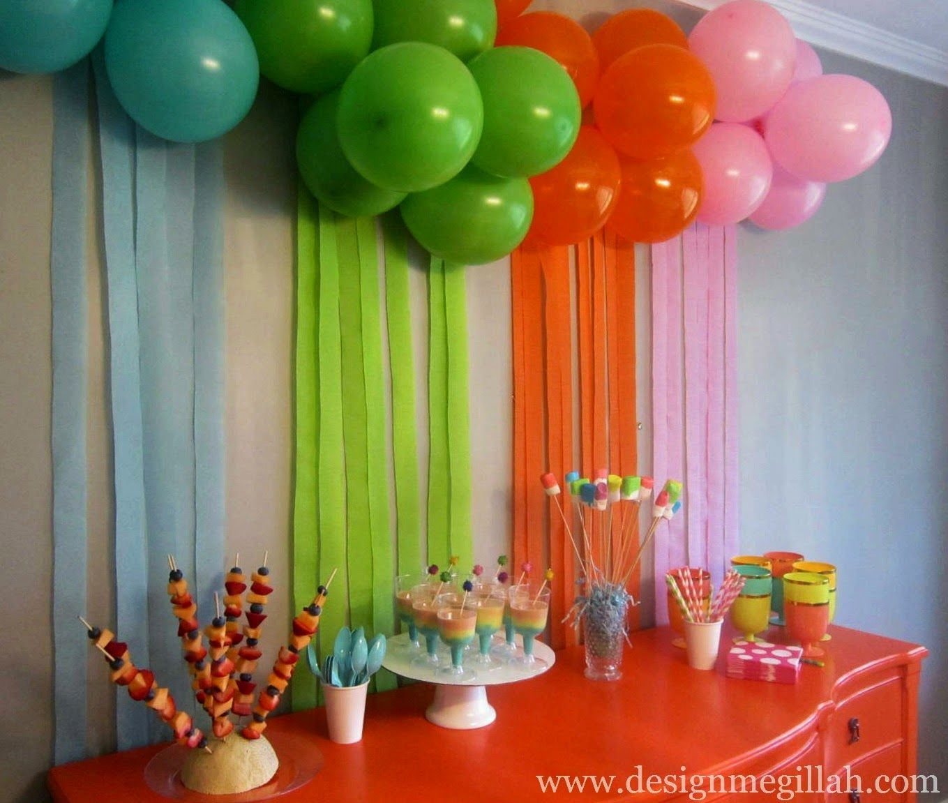 simple birthday decoration ; bday-decoration-ideas-at-home-simple-decorating-of-y-also-birthday-precieux-simple-birthday-decoration-ideas