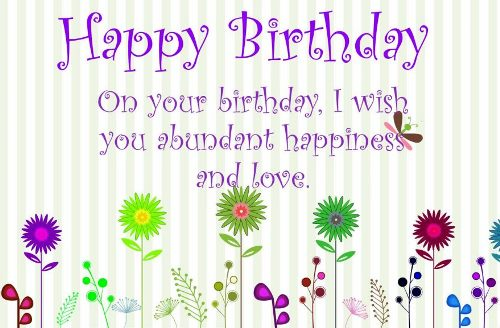 simple happy birthday message ; happy-birthday-wishes-simple-text