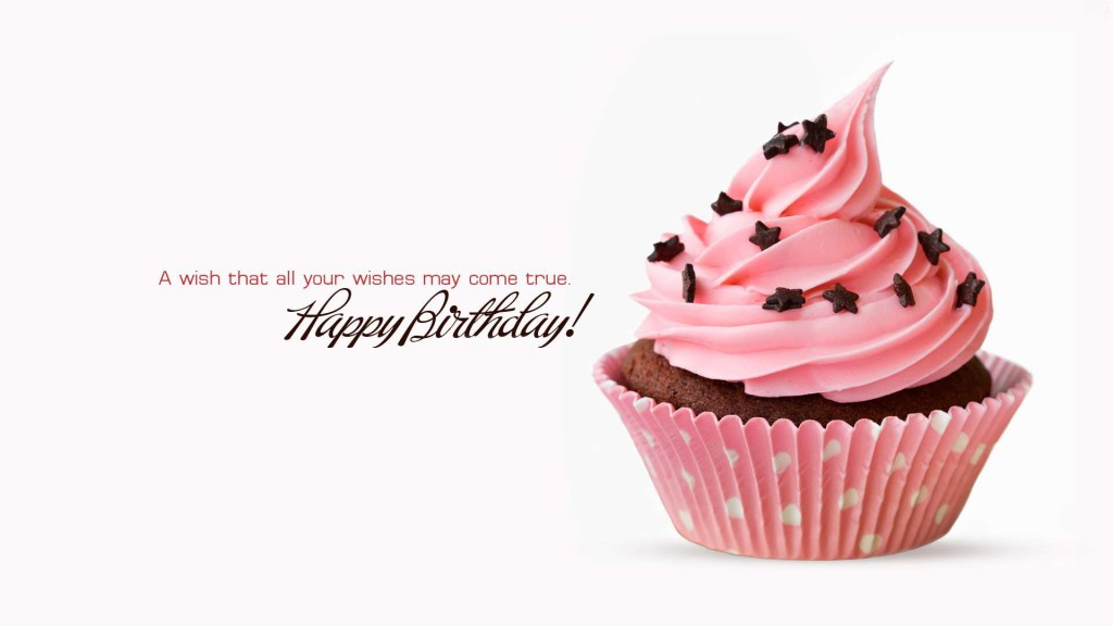 simple happy birthday message ; happy_birthday_simple_cake_wishes_wallpaper2