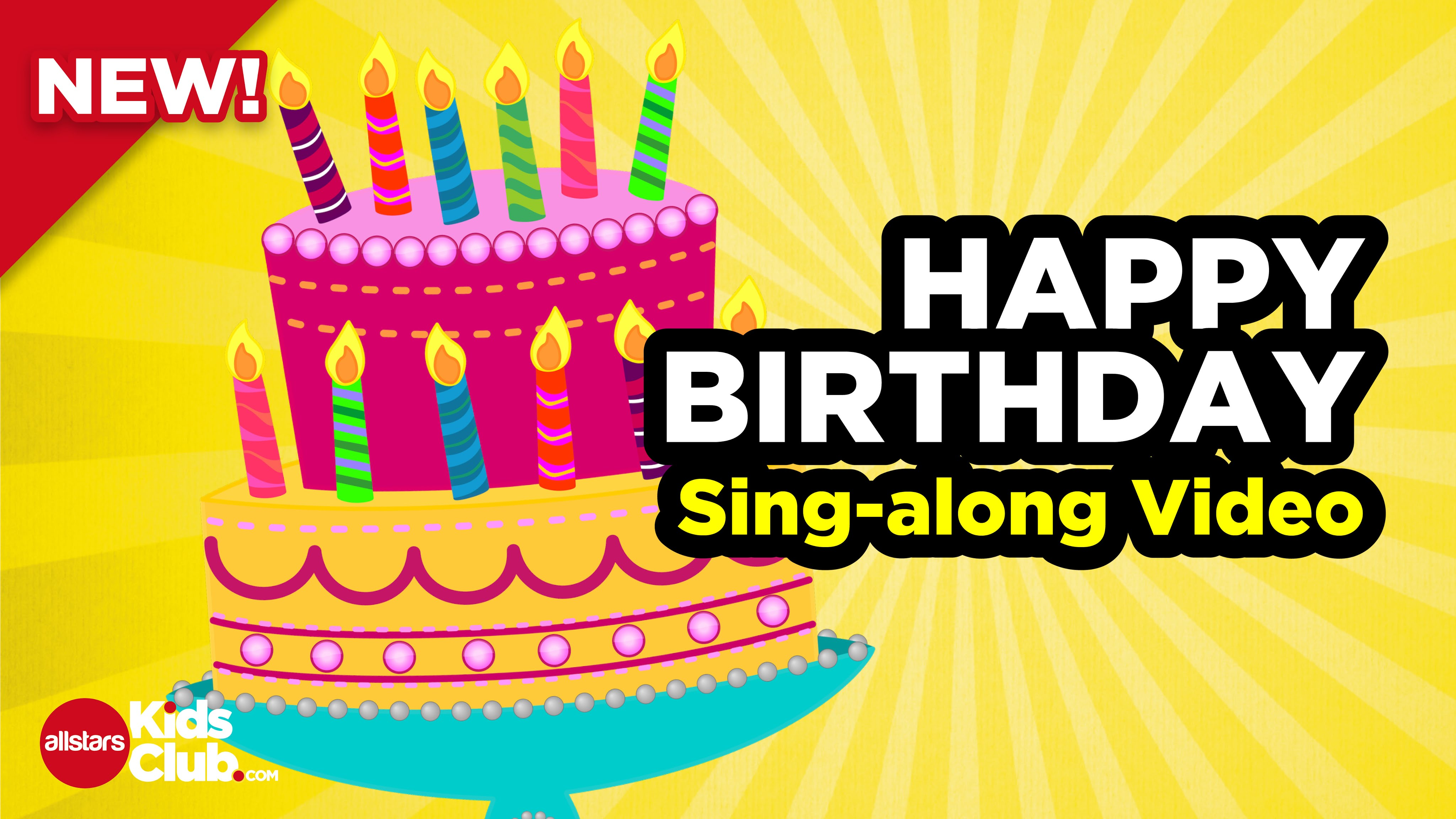 sing happy birthday to you ; maxresdefault