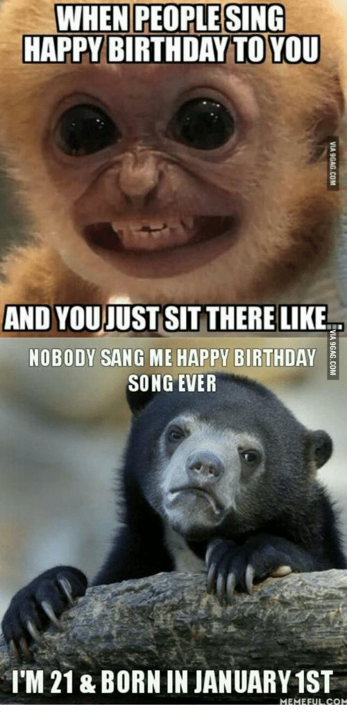 sing happy birthday to you ; when-people-sing-happy-birthday-to-you-and-you-just-14038718