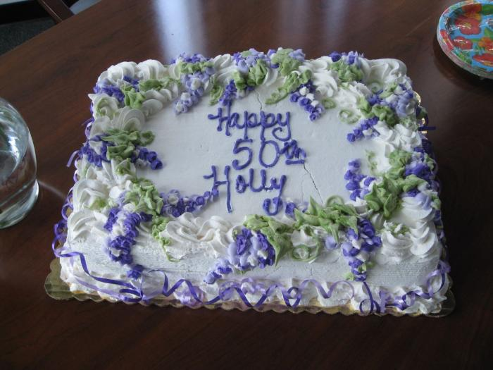 slab birthday cake ideas ; 170408-700x525-50th-sheet-cake-flickr