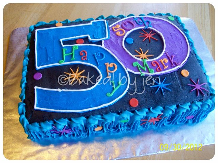 slab birthday cake ideas ; 50th-birthday-sheet-cake-ideas-50th-birthday-cake-ideas-sheetcake