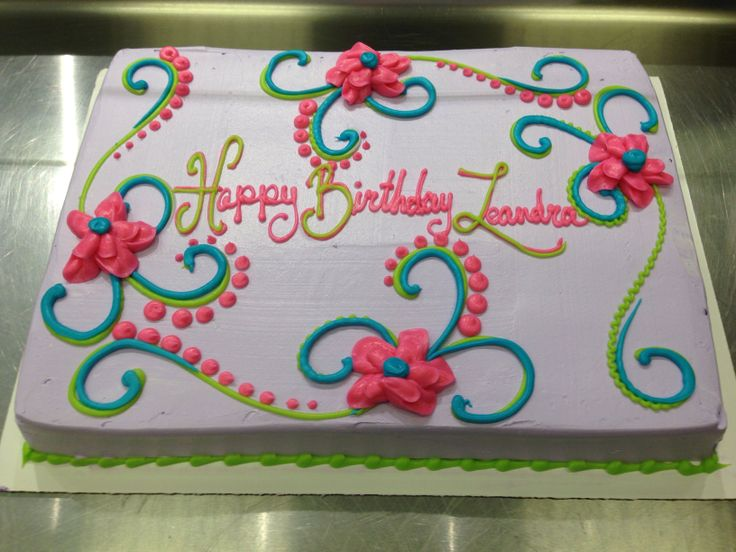 slab birthday cake ideas ; sheet-birthday-cake-ideas-scrollwork-cake-the-cake-company-of-canyon-via-flickr-free