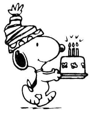 snoopy birthday coloring pages ; 233d270273f277b0d44a7c205d5173f3--snoopy-cake-snoopy-party