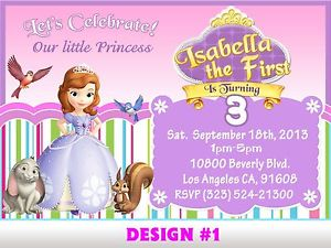 sofia the first birthday background ; s-l300