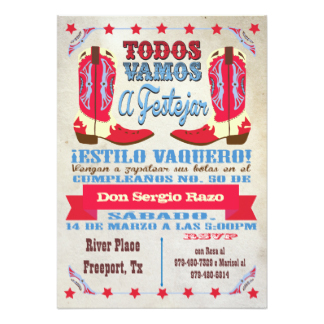 spanish birthday invitation cards ; cowboy-western-birthday-party-in-spanish-card_spanish-birthday-party-invitations-announcements-on-quince-invitation-templates-quinceanera-invitations-wordi