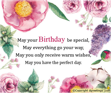 special birthday poems ; may-your-birthday